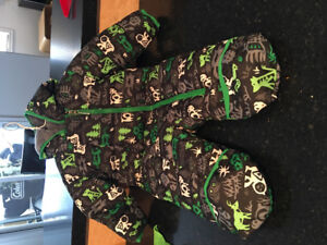 Columbia Bunting Snowsuit 6-12 months