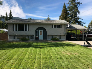 Home for sale in the Shuswap