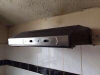 Kitchen fan hood