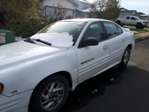 2001 Grand am for sale