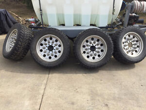 Ford F-350 or F-250 Harley Davidson Mickey Thompson Tires