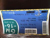 Green Man festival ticket
