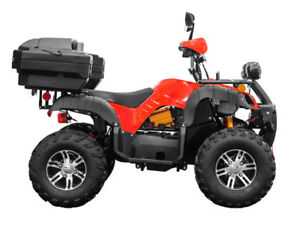 Daymak Beast ATV Deluxe - 1000W Fully Electric ATV