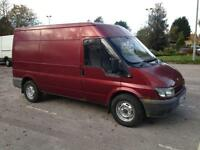 Ford Transit 2.4Di TDi ( 120PS ) 350MWB 2002 MY 350 MWB