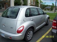 2009 Chrysler PT Cruiser sport Hatchback