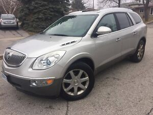 2008 Buick Enclave mint condition GPS  NAVI BEC CAMERA DVD FULL