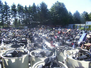 USED SNOWMOBILE PARTS - Wrecking , Recycling and Salvage London Ontario image 5