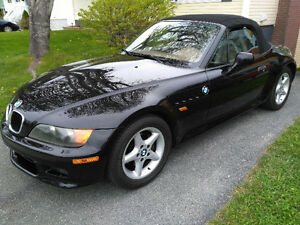 1998 z3 BMW 2.8 LITRE automatic