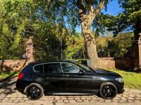 66 PLATE BMW 116d M SPORT 5DR HATCH DIESEL 48,312 MILES SAT NAV M PERFORMANCE