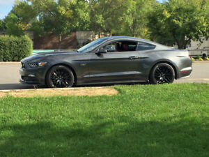 2015 Ford Mustang GT Premium Leather Performance  Brembo brakes