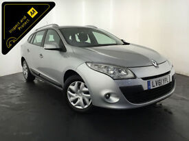 2012 RENAULT MEGANE EXPRESSION DCI ESTATE SERVICE HISTORY FINANCE PX WELCOME