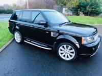 2007 Land Rover Range Rover Sport 4.2 V8 Supercharged HST 5dr
