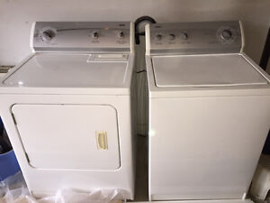 KENMORE 600 WASHER DRYER SET.  MUST SELL!! West Island Greater Montréal image 2