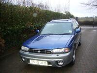 Subaru Legacy 2.5 ( lth ) 4WD auto Outback