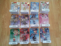 sealed north american amiibos for sale