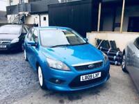 Ford Focus 1.8 125 2009.5MY Zetec S Body Kit Metallic Blue