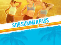 $119 for the Summer!