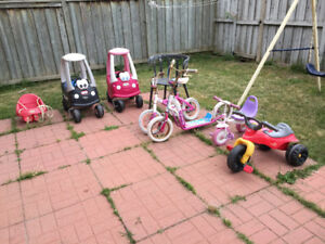 Bike and Buggy for sale