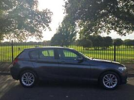2013 63 BMW 116 116D EFFICIENTDYNAMICS 5D 141 BHP DIESEL