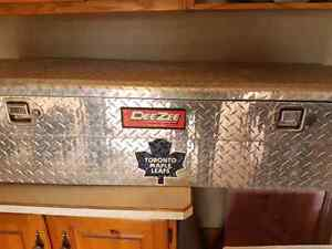 Half Price Tool Box for Truck!  Diamond Plate! Only $400