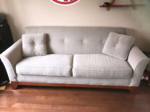 Quality White Couch - good condition