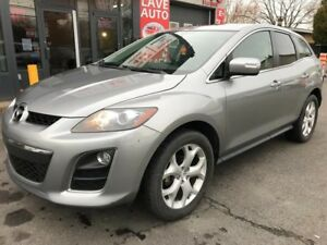 Mazda CX-7 GT-AWD-CUIR-NAVIGATION-CAMERA 2010
