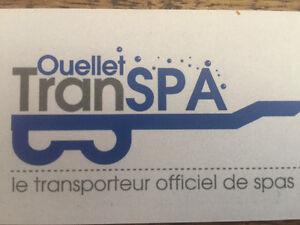 Transport de Spa