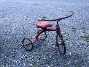 Vintage Child's Tricycle circa 1948