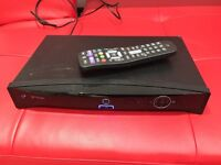 BT Vision Box HD recordable with remote