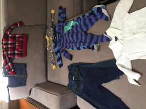 Boys Fall/Winter clothes- various sizes 12-24 months