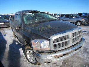 Parting out 2002-2008 Dodge Ram 1500-3500 LOTS OF PARTS!!