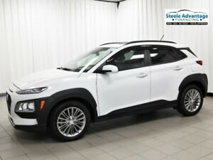 2018 Hyundai Kona Luxury - Sunroof, Bluetooth, Heated Seats and