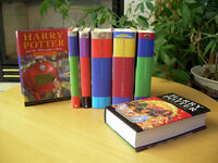 Original Harry Potter Set - Hardcovers 1-7