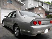 Nissan Skyline GTS in a showroom condition!