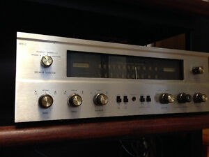 AMPLI A TUBES FISHER 800C