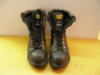 Men's Cat Work Boots