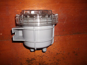Water Strainer for your inboard motor.