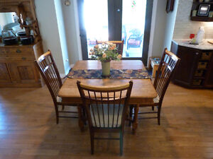 Antique  East Lake dining table. Kingston Kingston Area image 3