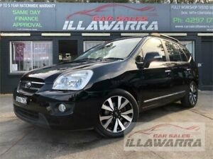 2010 Kia Rondo UN MY10 EX 4 Speed Automatic Wagon Barrack Heights Shellharbour Area Preview