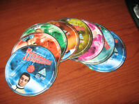 Coffret Thunderbirds/Sentinelles de l'air