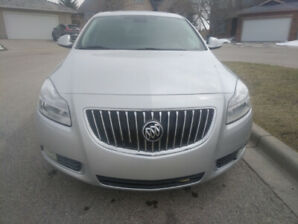 Fully Inspected 2011 Buick Regal clx 2.2 Turbo