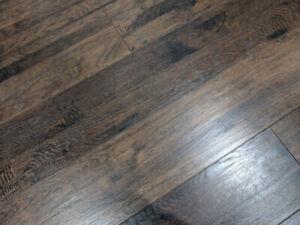Riverdale Hickory Laminate Flooring
