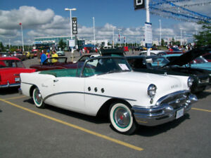 1955 Buick Special Convertible.     Take trailer part trade?