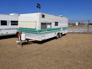 24ft  wilderness holiday trailer