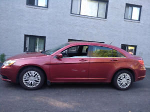 New mvi and warranty  included 2011 Chrysler 200
