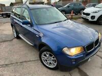 2007 BMW X3 2.0d SE 5dr Step Auto ESTATE Diesel Automatic