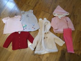 Baby Girls Clothes Bundle Size 3-6 months