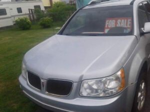 2006 Pontiac Torrent For Sale