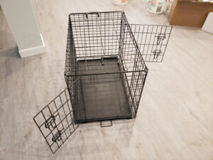 steel kennel