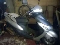 50cc scooter project 2007